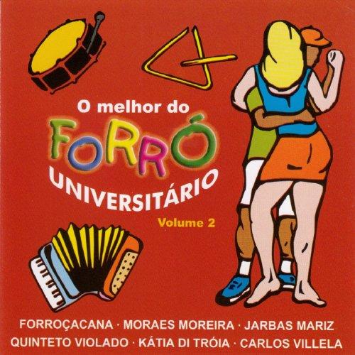 melhor do forro universitário vol 2 september 1 2001 be the first