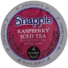 Snapple Raspberry Iced Tea, 22 Count