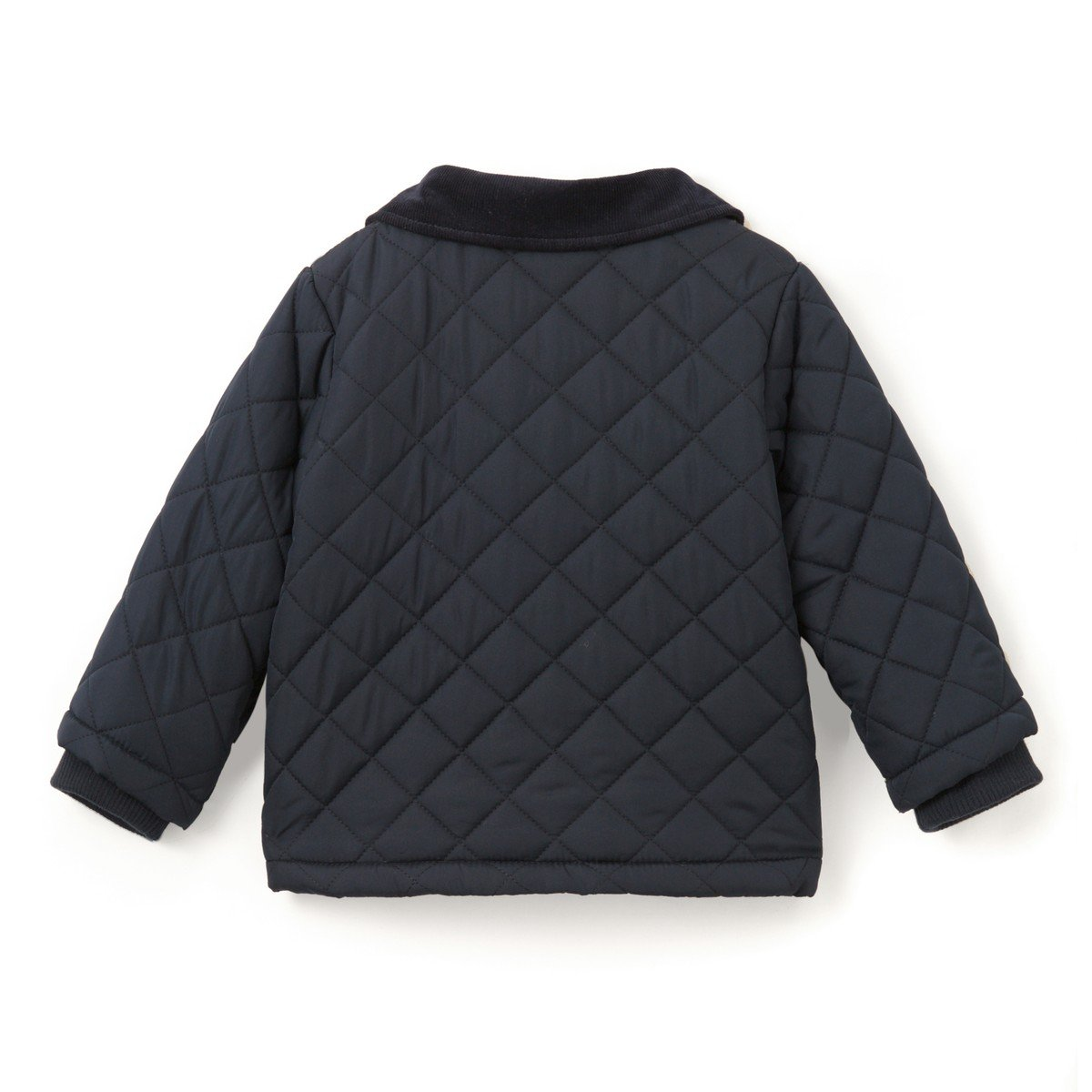 1 Month-3 Years La Redoute Collections Big Boys Quilted Jacket
