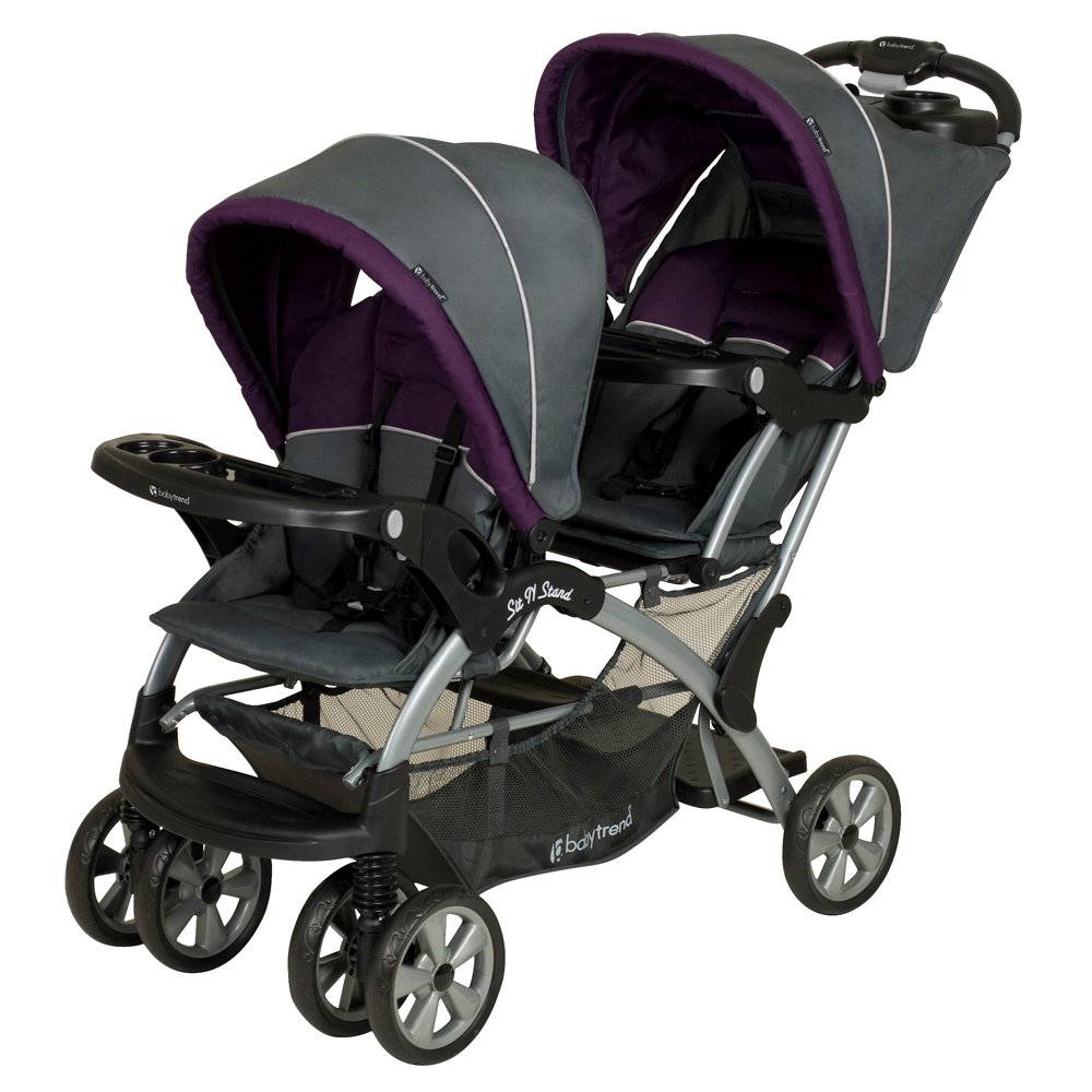 Top 7 Best Tandem Strollers Reviews in 2020 1
