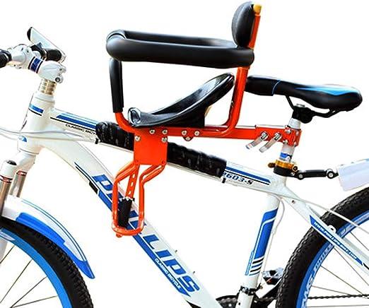 Heart of Beauty Asiento de Bicicleta Infantil de Montaje Frontal ...