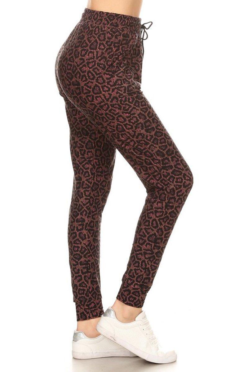 Leggings Depot Premium Jogger Women's Popular Printed High Waist Track Yoga Full Pants (S-XL) 61EiLKNEHeL