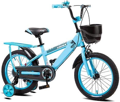 Niños Bicicleta Niño Niña 2-3-4-6-7-8 Años de Edad Rueda de ...