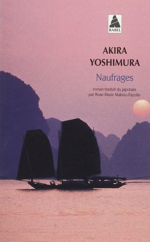 Naufrages de Akira Yoshimura
