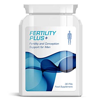 FERTILITY PLUS MENS FERTILITY & CONCEPTION SUPPORT PILLS FOR MEN HEALTHY  SPERM