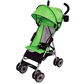 Extended Sun Canopy u0026 Rear Hood Umbrella Stroller in Spring Green  sc 1 st  Amazon.com & Amazon.com : Extended Sun Canopy u0026 Rear Hood Umbrella Stroller in ...