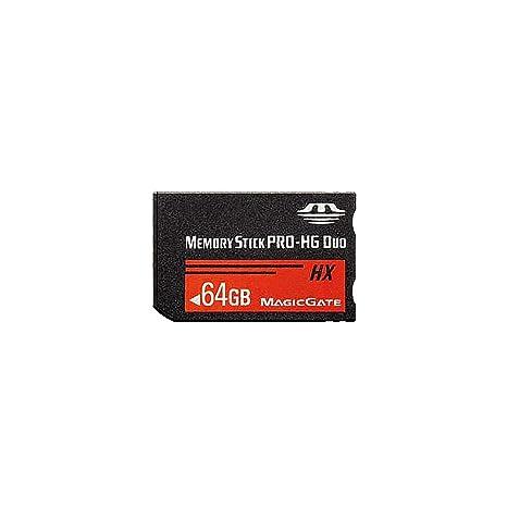 LICHIFIT Tarjeta de memoria Memory Stick MS Pro Duo de 64GB ...