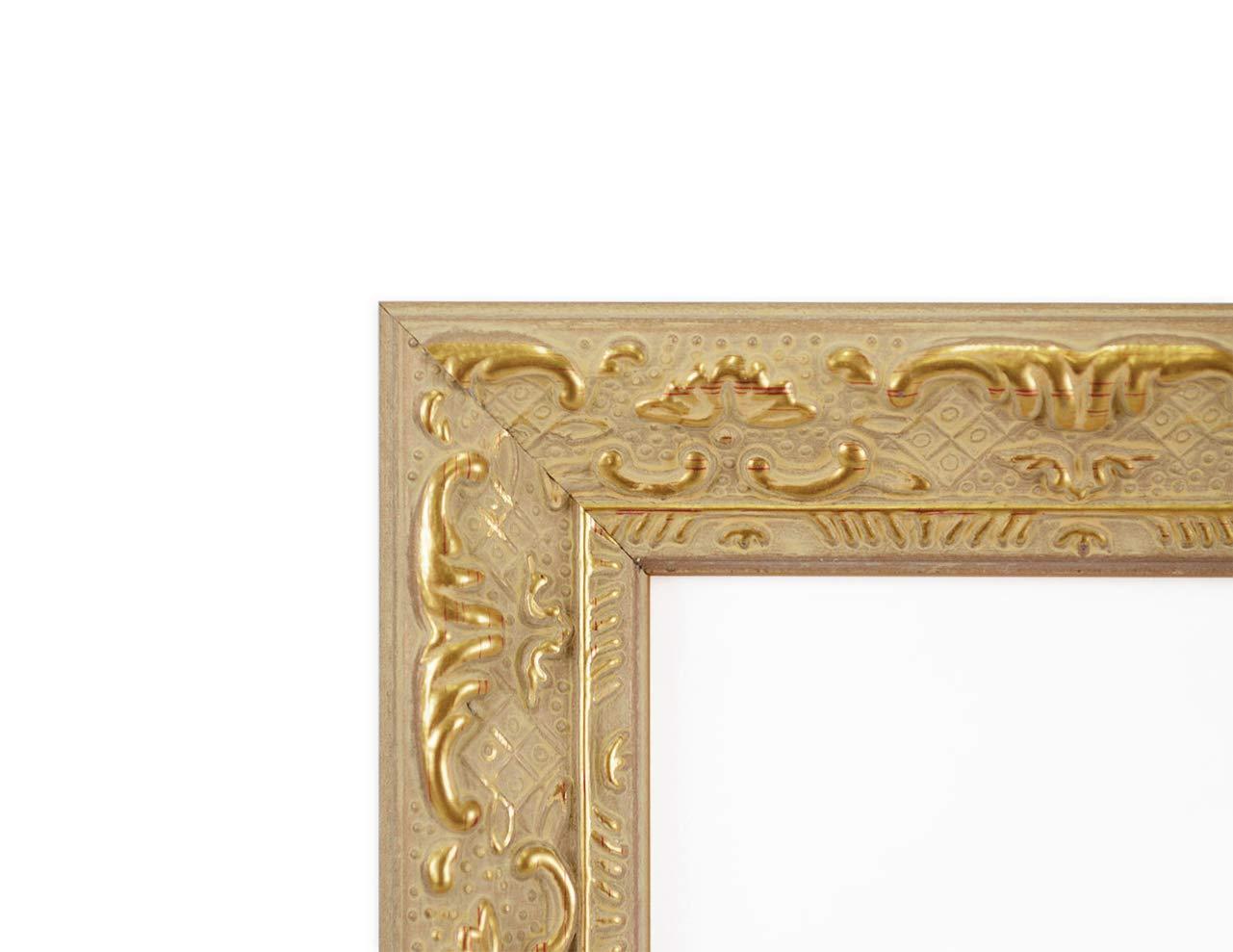 Amazon.de: Golden State Art 8 x 10 Rahmen für zwei 4 x 6 Foto ...