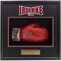 $439 » Mike Tyson Signed Right Hand Red Everlast Boxing Glove Shadowbox JSA ITP