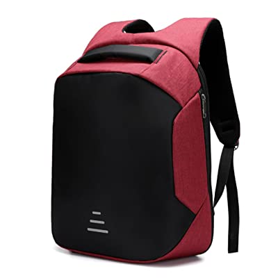 on sale USB Charge Anti Theft Backpack Men 15Inch Laptop Backpacks Fashion Travel School Bags Bagpack