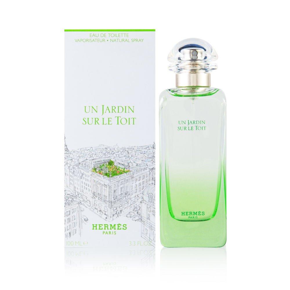 Hermes Un Jardin Sur Le Toit Eau de Toilette Vaporizador 100 ml: Amazon.es