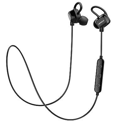 Mpow Auriculares Bluetooth inalámbrico Sport auriculares, actualizado con mayor comodidad, in-ear Auriculares