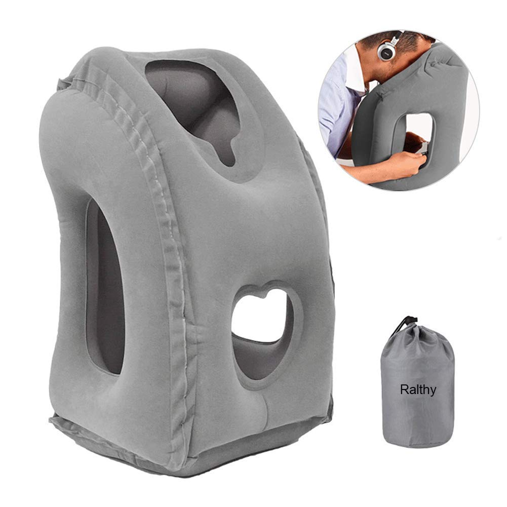 Ralthy Inflatable Travel Pillow