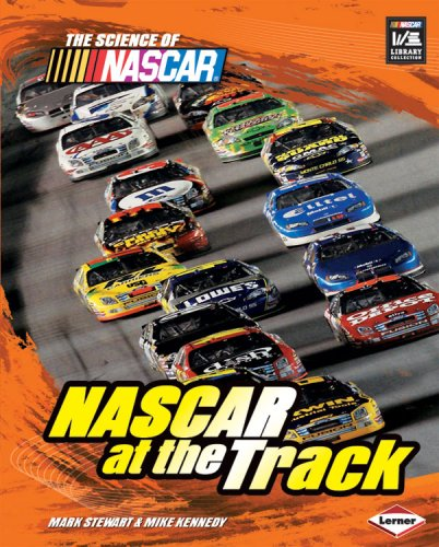 NASCAR at the Track (The Science of Nascar) by Brand: Lerner Publications (Image #2)