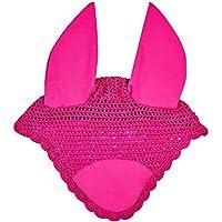 Weatherbeeta Prime Ear Bonnet (Full) (Paradise Pink)
