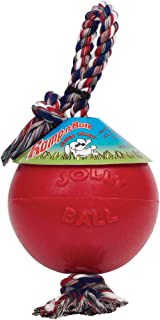 "product image for Romp-N-Roll Ball Size: 14"" H x 6"" W x 6"" D, Color: Red"