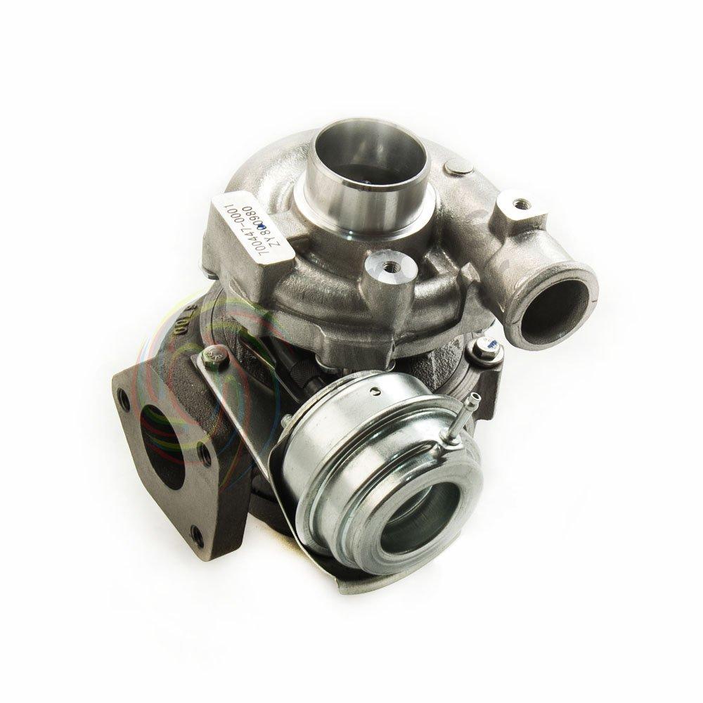 maXpeedingrods GT1549V Turbo Turbocharger for E46 318D 320D 520D M47D 700447 11652247297F 11652247901104: Amazon.es: Coche y moto
