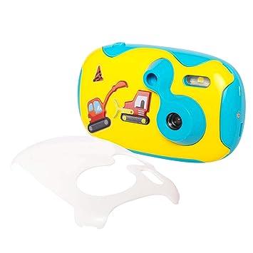 Amazon Com Amkov Df 03 Learning Camera Kids Educational Toys 1 44
