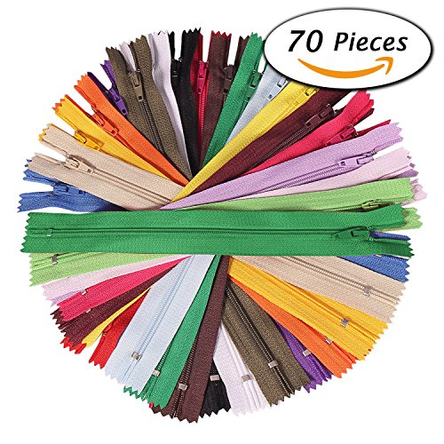 18 zippers for sewing - 8