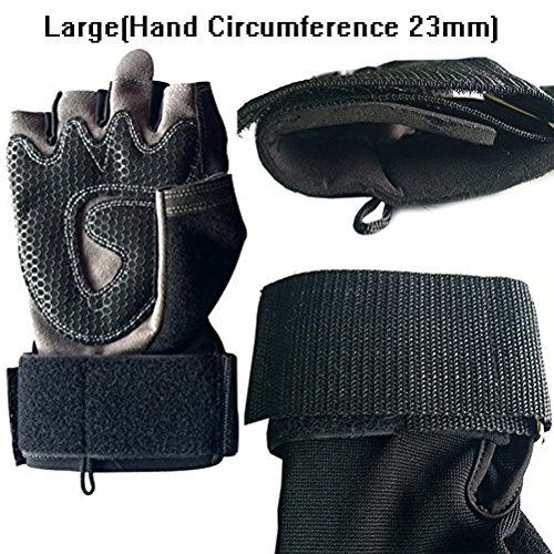 Gloves Training for Gloves Stark Large Crossfit Cross Men Workout 2 Gloves Bodybuilding Women Pairs Weightlifting B amp; 7xYwqrPYX1