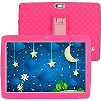 Tablet para Niños de 10 Pulgadas, SANNUO Android 9.0 Tablet Infantil, 3GB RAM y 32GB ROM, IPS 1280 * 800, Cámara 2MP…