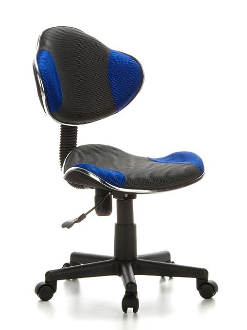 hjh OFFICE 633000 silla escritorio para niños KIDDY GTI-2 tejido ...