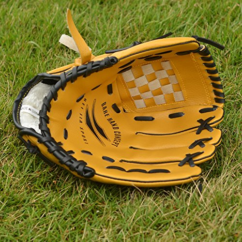 Strong Camel Pro Preferred Youth/Kids Series Baseball/Softball Glove 10.5 inch Yellow Color