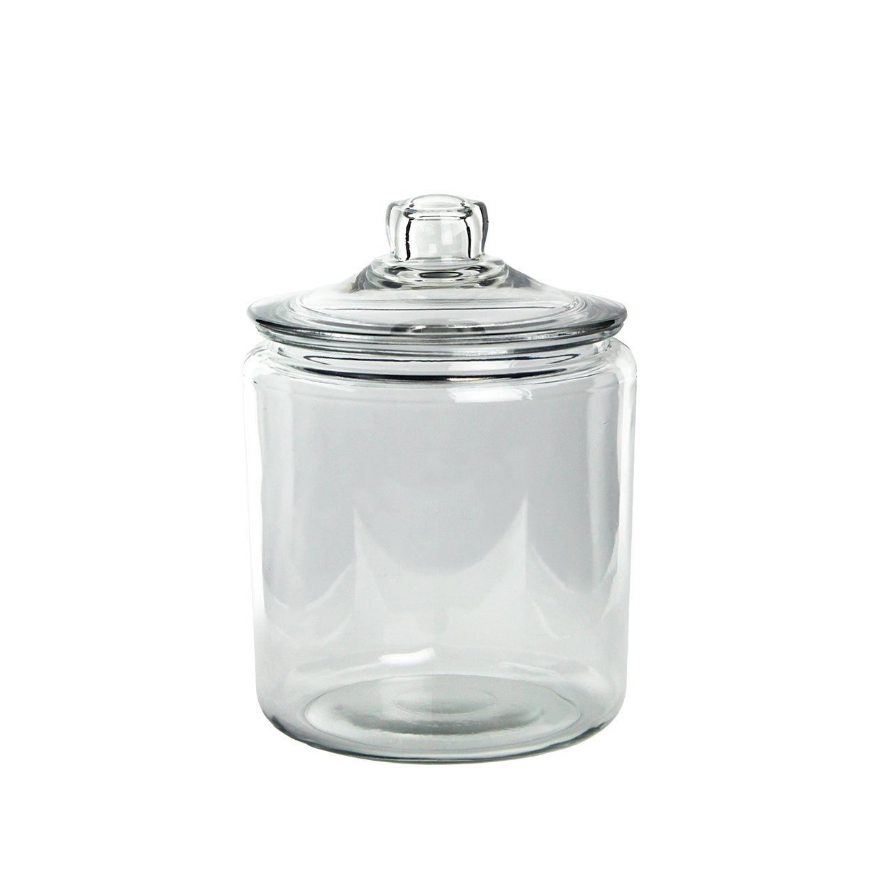 Amazon Com Syndicate Sales 1 Gallon Cylinder Terrarium W Lid Clear