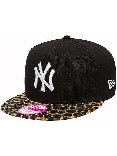 New Era - Gorra de béisbol - para mujer New York Yankees talla única: Amazon.es: Ropa y accesorios