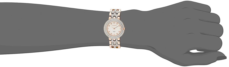 Akribos XXIV Women s AK598RG Impeccable Diamond Bracelet Watch