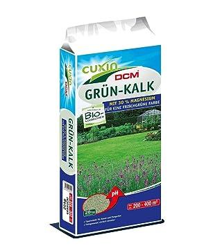 Cuxin Grun Kalk Granulat 20 Kg Amazon De Garten