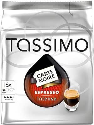 Tassimo - Capsulas Café Molido Instantaneo Expreso