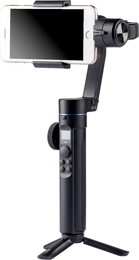 Sirui Swift M1 - Gimbal de 3 Ejes para Smartphones, estabilizador ...