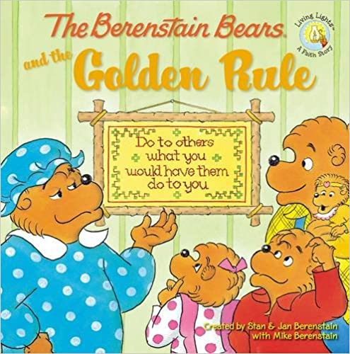_NEW_ The Berenstain Bears And The Golden Rule (Berenstain Bears/Living Lights). analisis Scotland estar animo Pascual 61EigjxqJBL._SX493_BO1,204,203,200_