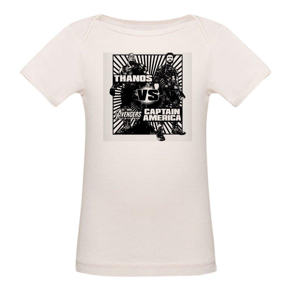 CafePress Avengers Infinity War Organic Cotton Baby T-Shirt