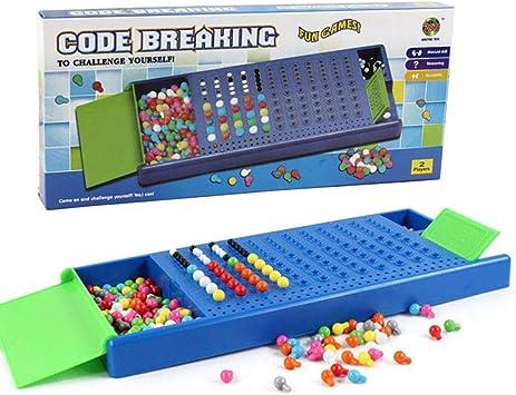 MengTing Mastermind-Juego de Mesa Infantil,Juegos de Tablero,Juegos de Estrategia,Juegos educativos,Navideñas Regalo para Niños: Amazon.es: Juguetes y juegos