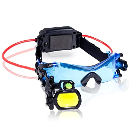 6de478433 Spy Gear Night Goggles (Styles Vary): Spin Master: Amazon.co.uk: Toys &  Games