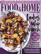 Food & Home Entertaining
