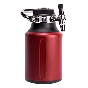 GrowlerWerks Tungsten Beverage Dispenser