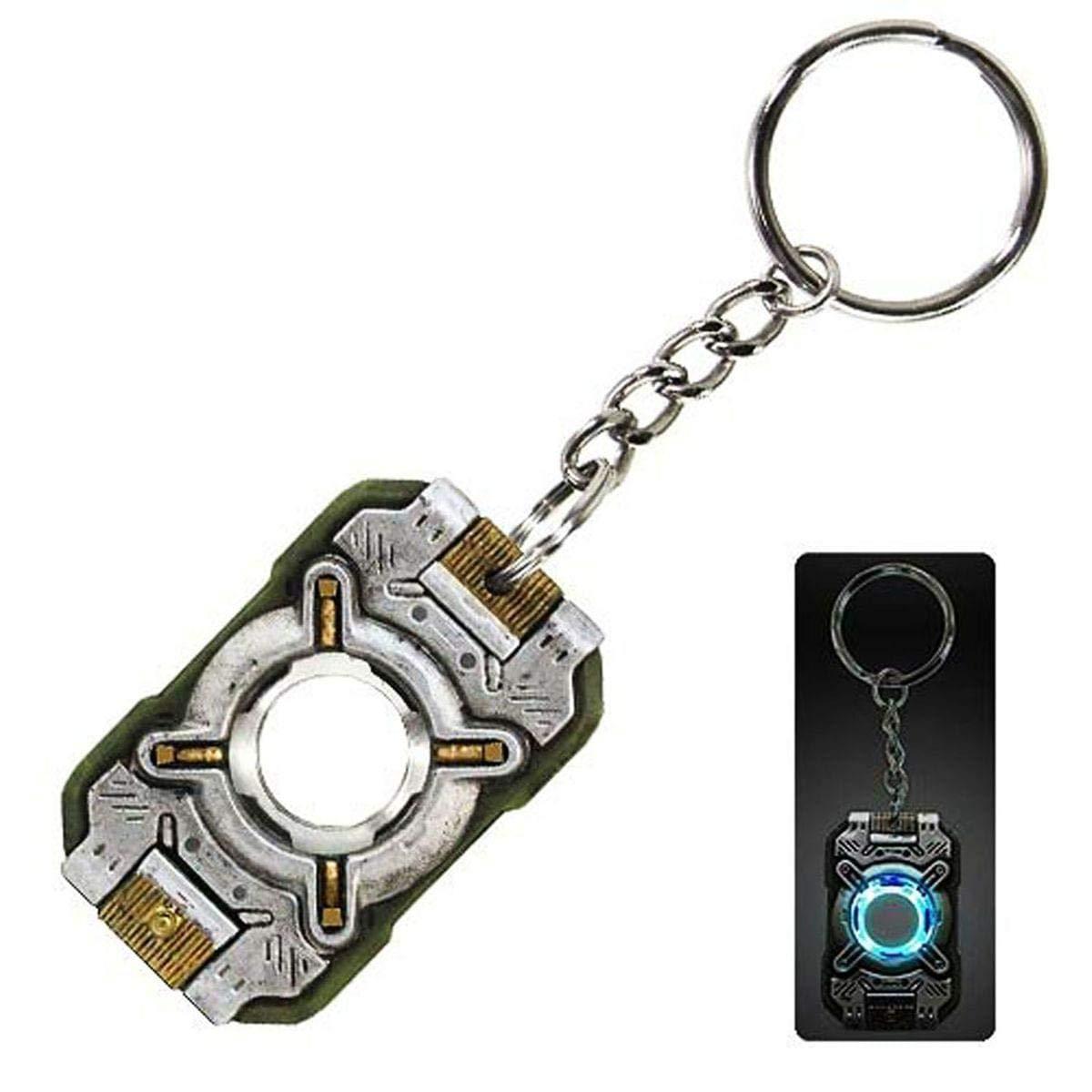 Halo 4 Cortana Chip Light-Up Key Chain