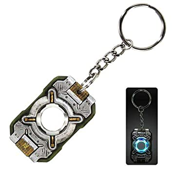 Halo 4 Cortana Chip Light-Up Key Chain