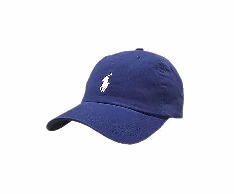 a7575e51fb5 Ralph Lauren - - - Casquette de Baseball - Homme Taille Unique - Bleu -  Taille
