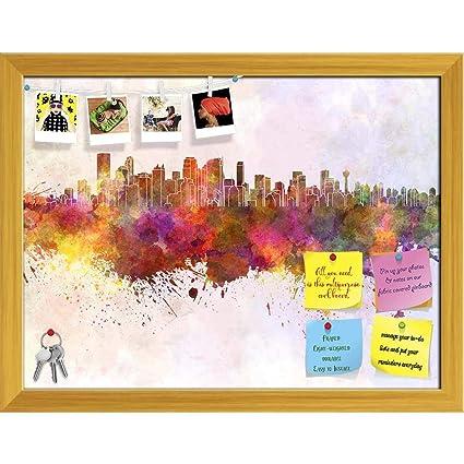 3af760a0d ArtzFolio Calgary Skyline