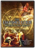 Da Vinci Code: Where It All Began [DVD] [Region 1] [US Import] [NTSC]