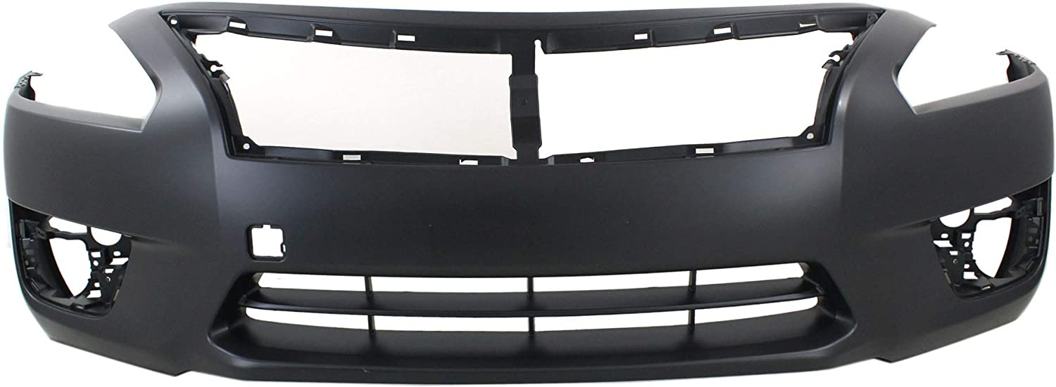 Auto Body Repair Compatible with 2013-2015 Nissan Altima Front Sedan Set of 3 with Bumper Cover and Fender