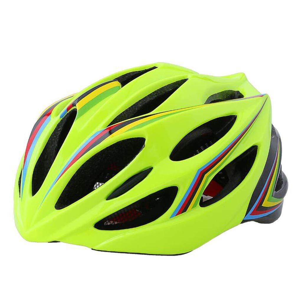 JBHURF Fahrradhelm Herren Mountainbike Rennrad Einteilige Hut Ride Row Ausrüstung