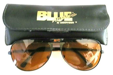 Amazon.com: Ambervision Blue Max - Gafas de sol polarizadas ...