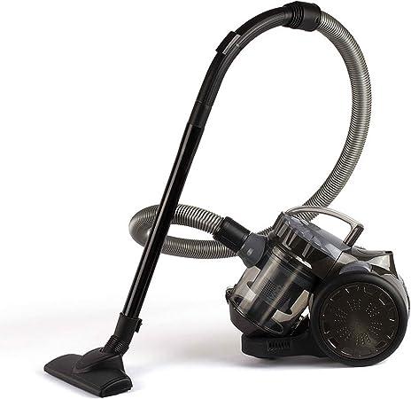 Aspirador Multi Ciclonico Sin Bolsa Filtro HEPA con Tubo Telescopico 700W 6060: Amazon.es: Hogar