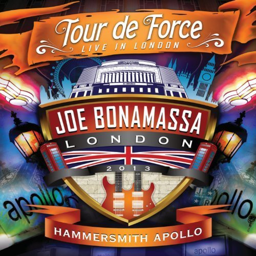 Tour De Force: Live In London - Hammersmith Apollo [2 CD] by J&R Adventures