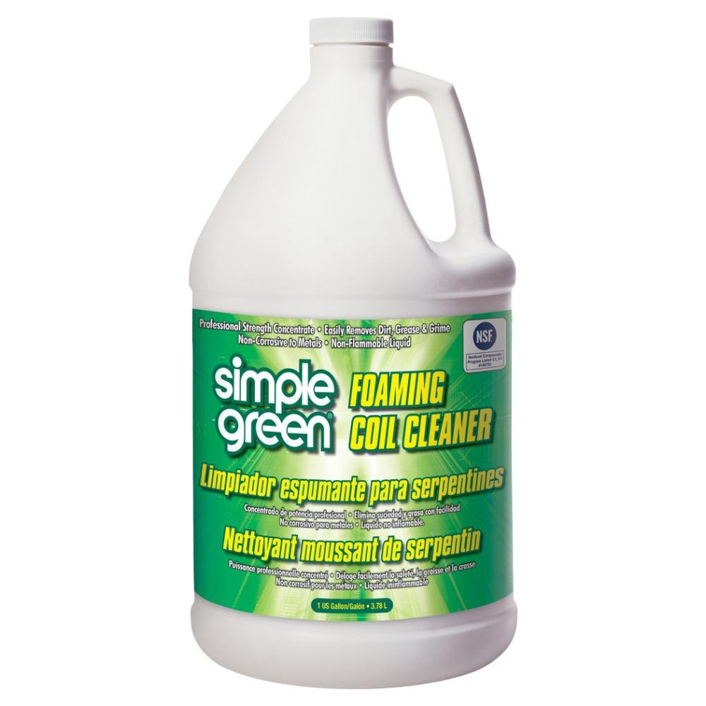 Simple Green 1 Gal. Foaming Coil Cleaner model 0100000104001